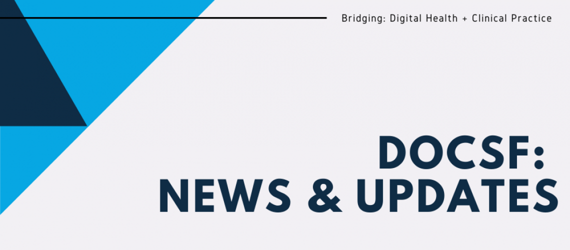 DOCSF August News Blog Header